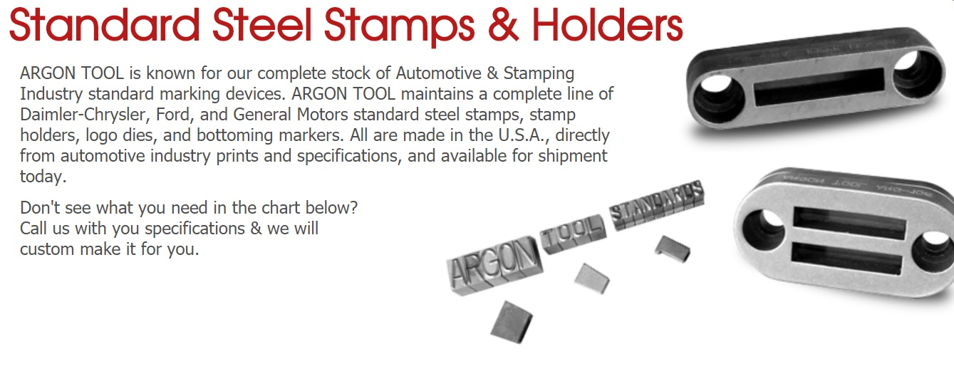 argon_steel_stamps_holders